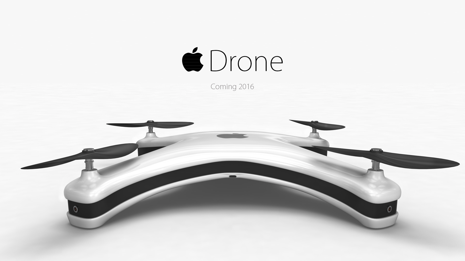 Apple Dron